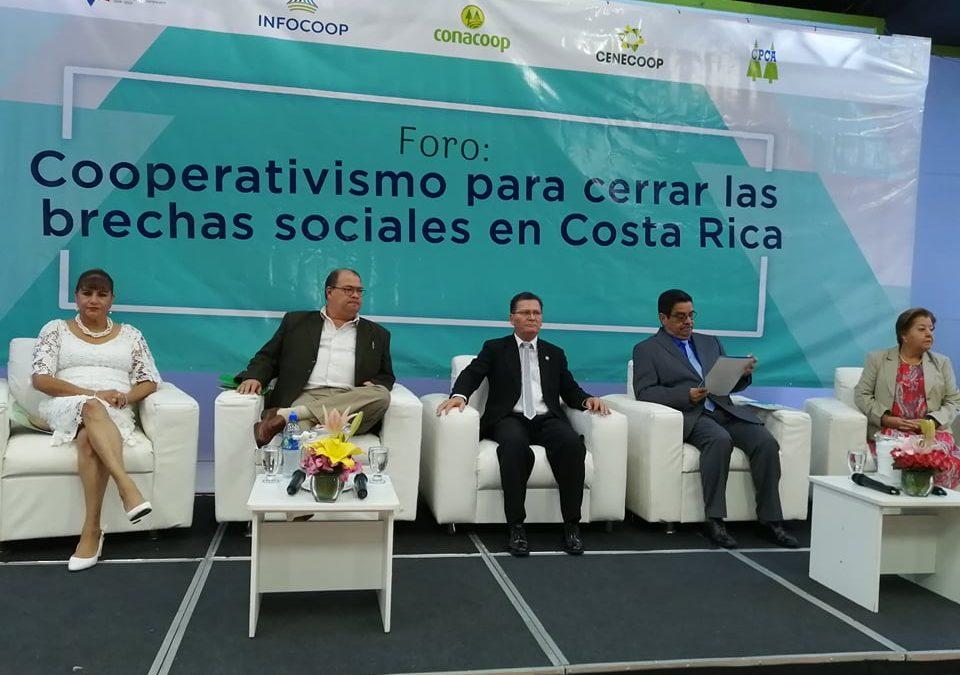 Gobierno y Movimiento Cooperativo se unen para cerrar brechas